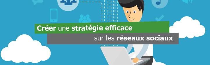 Studio Grafik - Créer une stratégie efficace sur les réseaux sociaux