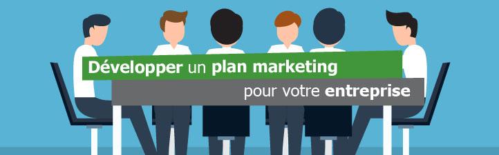 Studio Grafik   Développer un plan marketing  pour votre entreprise