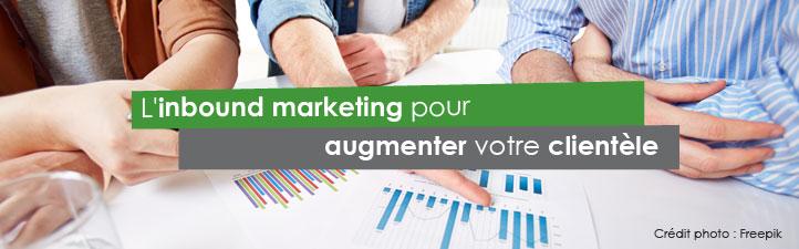 L'inbound marketing pour augmenter votre clientèle | Studio Grafik