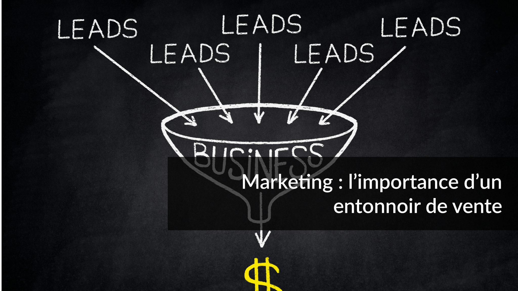 Marketing : l'importance d'un entonnoir de vente | Studio Grafik