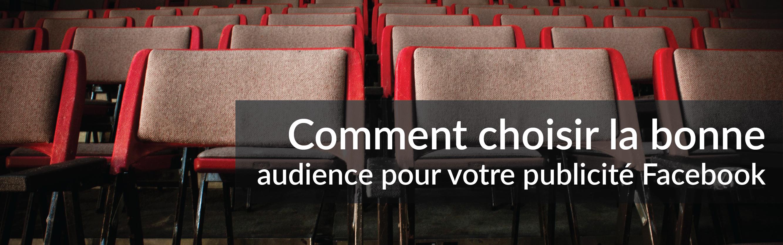 Comment choisir la bonne audience pour votre publicité Facebook   Studio Grafik