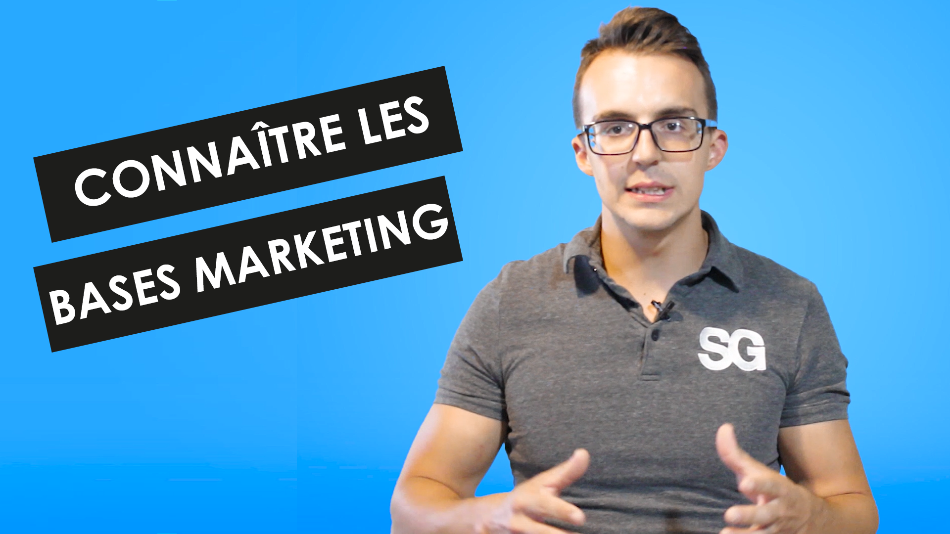 L'importance de connaître les bases du marketing en affaires | Studio Grafik