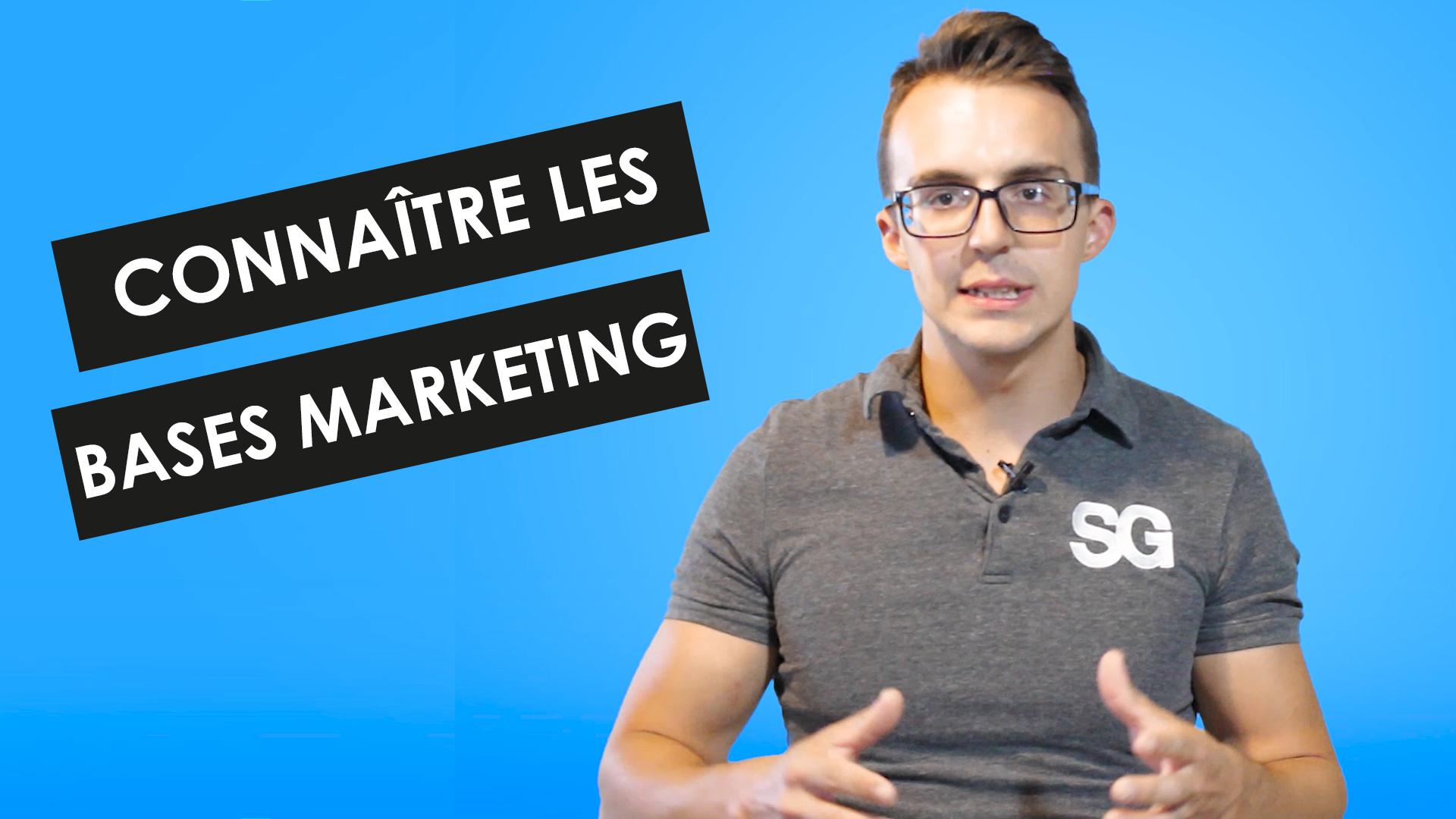 L'importance de connaître les bases du marketing en affaires | Studio Grafik