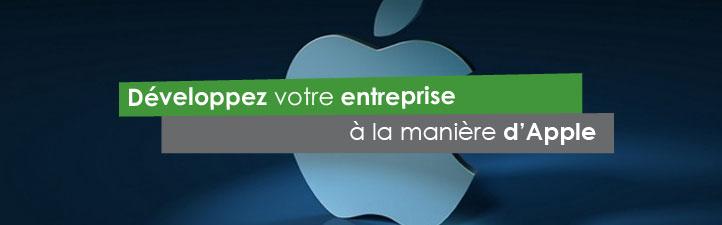 Développez votre entreprise à la manière d'Apple |Studio Grafik