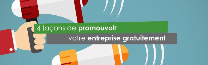 4 façons de promouvoir votre entreprise gratuitement | Studio Grafik