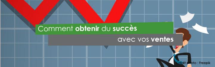 Comment obtenir du succès avec vos ventes | Studio Grafik