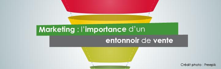 Marketing : l'importance d'un entonnoir de vente | Studio Grafik
