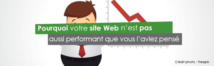 Pourquoi votre site Web n'est pas aussi performant que vous l'aviez pensé | Studio Grafik
