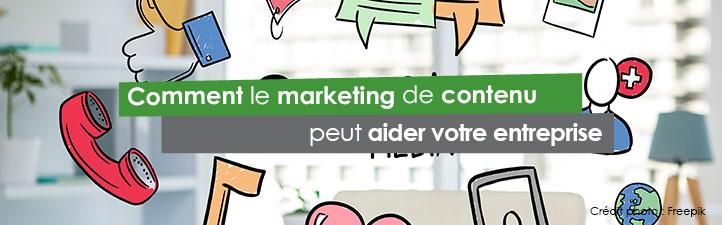 Comment le marketing de contenu peut aider votre entreprise | Studio Grafik