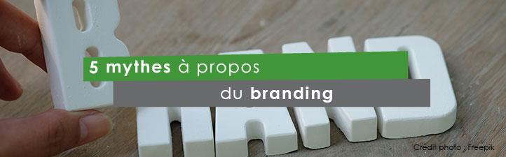 5 mythes à propos du branding | Studio Grafik