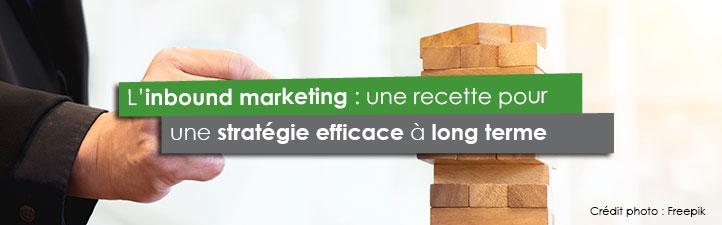 L'inbound marketing : une recette pour une stratégie efficace à long terme | Studio Grafik