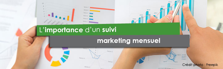 L'importance d'un suivi marketing mensuel | Studio Grafik